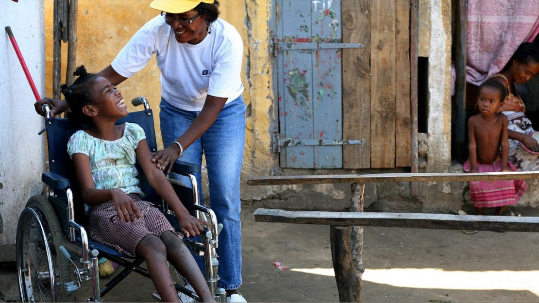 Handicap International - Madagaskar