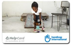 Help Card Handicap International