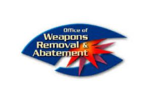 Office of Weapons Removal & Abatement